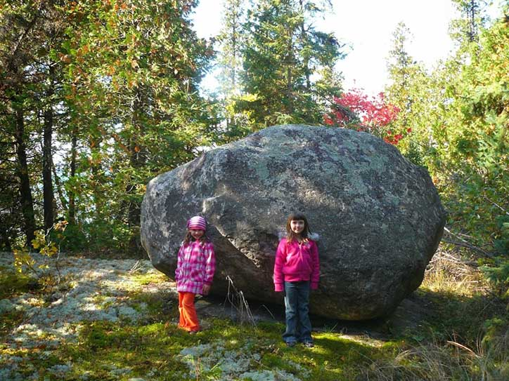 big-rock-and-girls