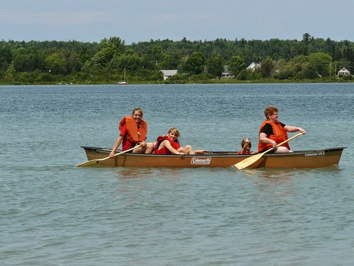 canoeing-lake-huron