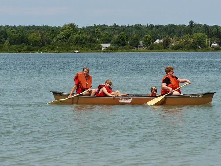 canoeing-lake-huron