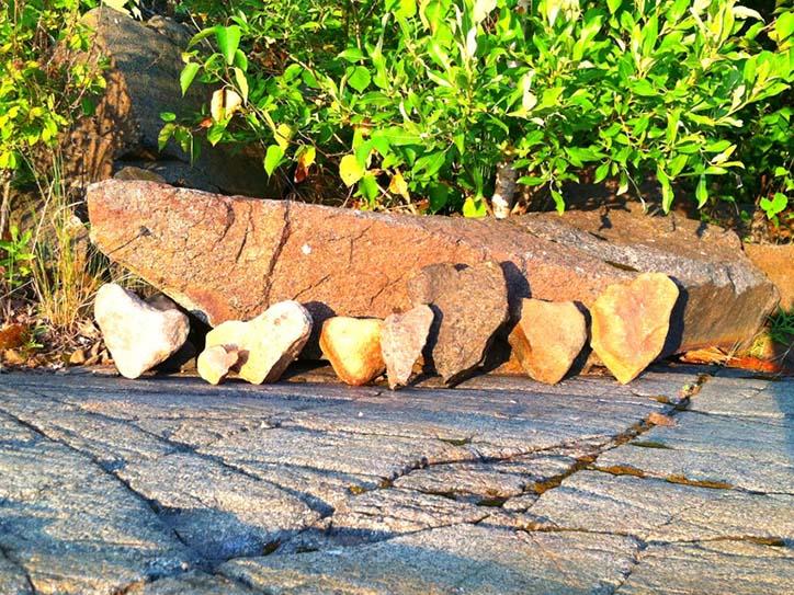 heart-rocks